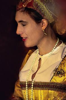 Lady Anastasia by John Rivera