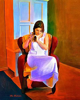 Lady by Ata Alishahi