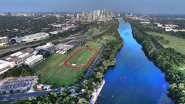 Lady Bird Lake by Andrew Nourse