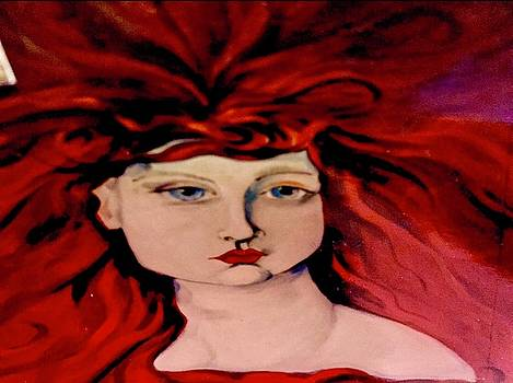 Lady Bloom by Heather Roddy