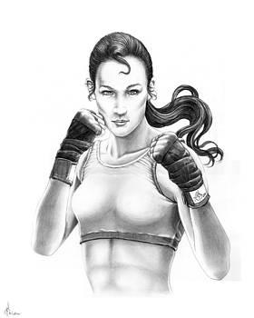 Lady Boxer by Murphy Elliott