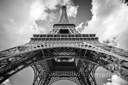 Delphimages Photo Creations - Lady Eiffel