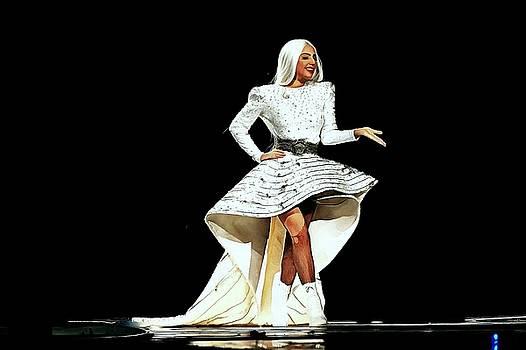 Lady Gaga by Maciek Froncisz