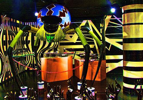 Chuck Kuhn - Lady Gaga Spider