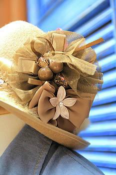Lady Hat  by Prasert Chiangsakul
