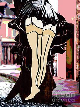 JORG BECKER - LADY IN STOCKINGS_1