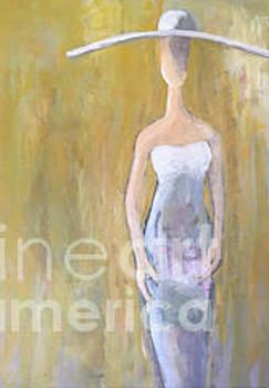 Lady in Waiting by Mark Macko