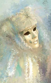 Lady In White by Harry Dusenberg