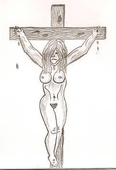 Lady Jesus by Darryl Redfern