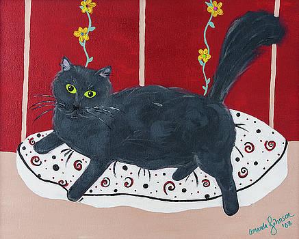 Lady Kitty by Amanda Johnson