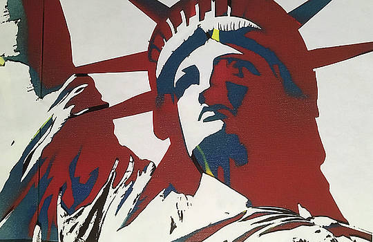 Lady Liberty 2 by Shay Culligan