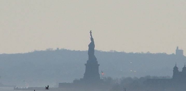 Lady Liberty A by Hasani Blue