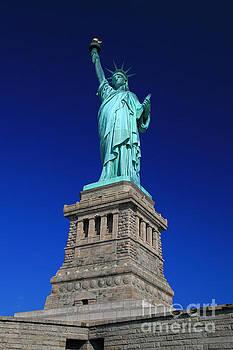 Wayne Moran - Lady Liberty Ellis Island NYC
