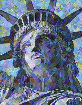 Lady Liberty by Randal Huiskens