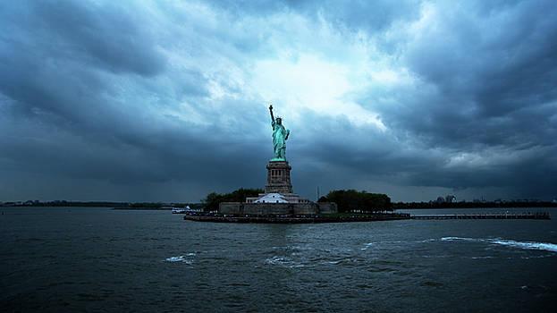 Lady Liberty by Sanam Salehian