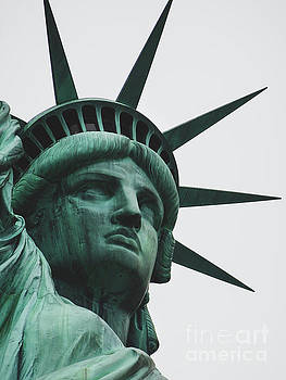 Lady Liberty by Zouhair Lhaloui