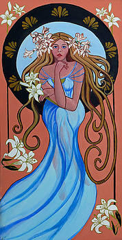 Lady of the Lilly's  by Susan Duda