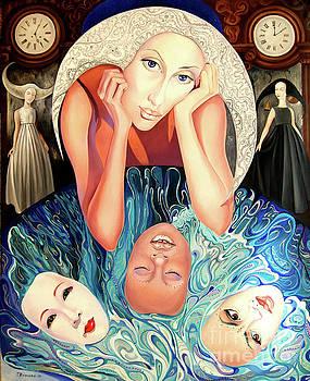 Lady Moon by Tatyana Binovska