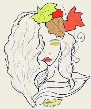 Lady November by Penney Knightly