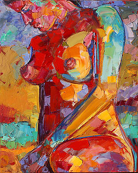 Lady Of Color by Debra Hurd