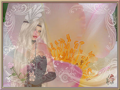 Lady of the Dawn - Rose by Patricia Whitaker