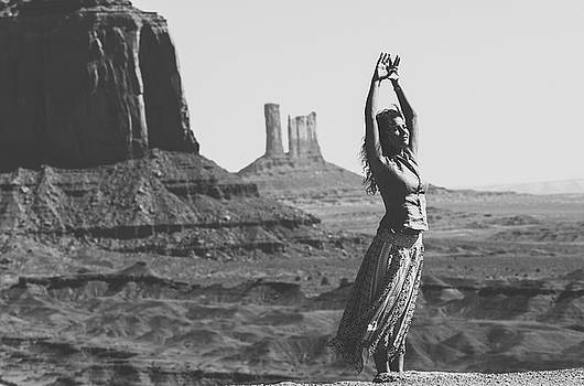 Lady of the Desert by Stacy Burk