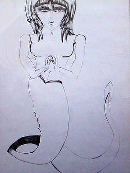 Lady of the seven seas by Eloudi Coetzer