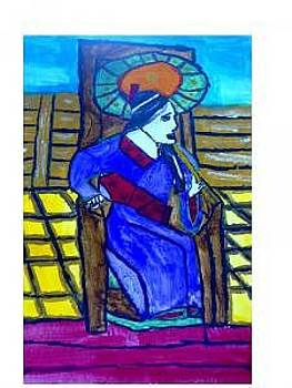 Lady Oneko by Annie Dameron