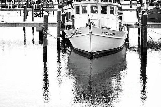 Lady Sandy Boat by Joan McCool