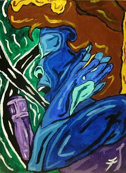 Lady Sing The Blues by Jason JaFleu Fleurant