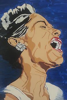Lady Sings The Blues by Rachel Natalie Rawlins