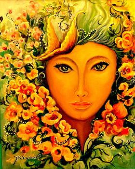 Lady Sring by Yolanda Rodriguez