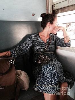 LeLa Becker - Lady traveler