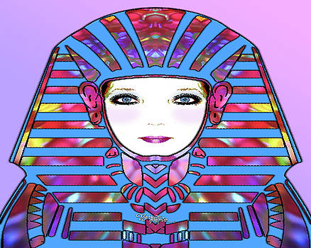 Lady Tut #191 by Barbara Tristan