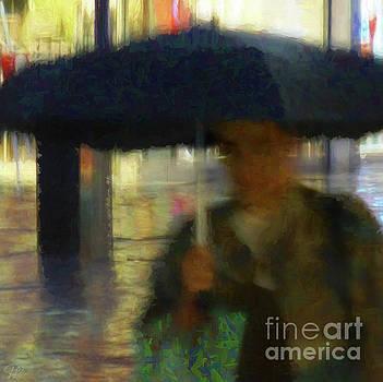 Lady with Umbrella by LemonArt Photography