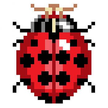 Ladybug by Gerald Lynch
