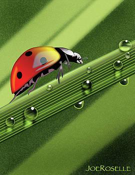 Ladybug by Joe Roselle