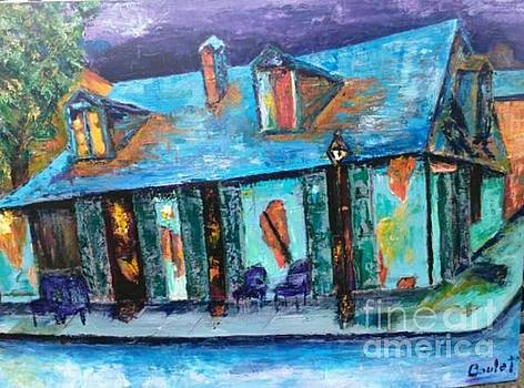 Lafitte's by Beverly Boulet
