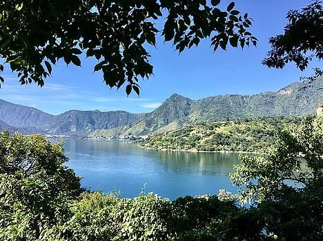 Lago de Atitlan  by Claire McGee
