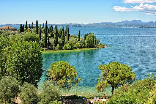 Lago di Garda by Joachim G Pinkawa