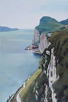 Lago di Garda by Robert Keseru