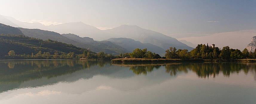 Lago di Toblino by Neil Buchan-Grant