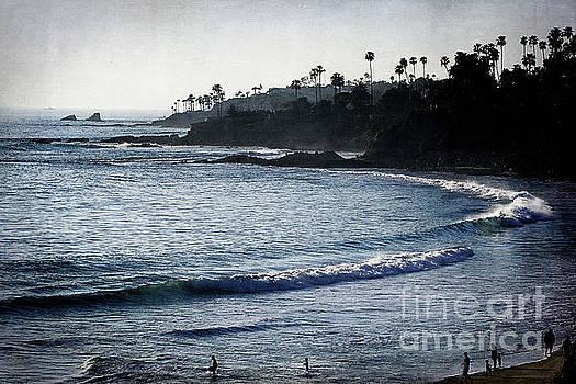 Laguna Beach Afternoon by Pamela Moran