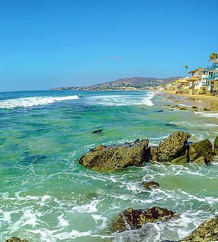 Laguna Beach, CA by Richard Estrada