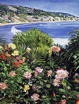 Laguna Beach by David Lloyd Glover