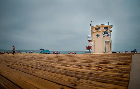 Laguna Beach by Julie Bergonz