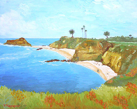 Laguna Beach by Thi Nguyen