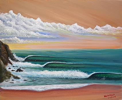 Laguna Left by Bob Hasbrook