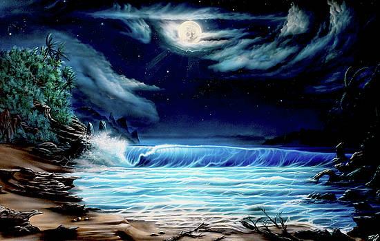 Laguna Moon by Todo Brennan