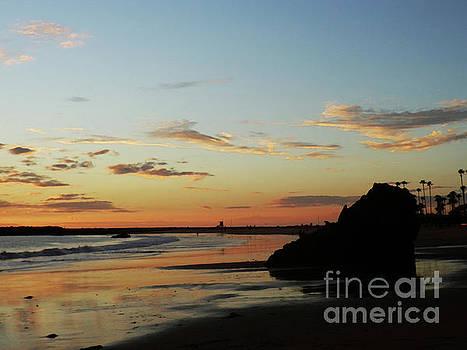Laguna Sunset by Robert Ball